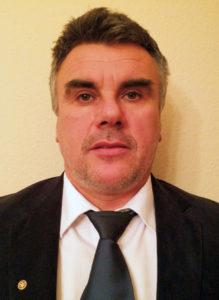 Gyuricza Ferenc a Rotary Club Budapest-Sasad tagja