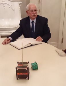 Dr. Gschwindt András, Masat-1, Smog-1