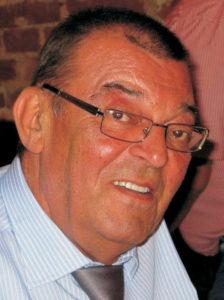 Németh Zoltán a Rotary Club Budapest-Sasad tagja