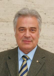 Takács József, dr. a Rotary Club Budapest-Sasad PP