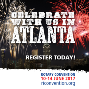 Atlanta Rotary Kongresszus