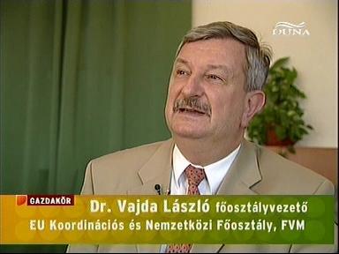 Dr. Vajda László