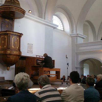 Varnus Xavér koncert a köveskáli templomban