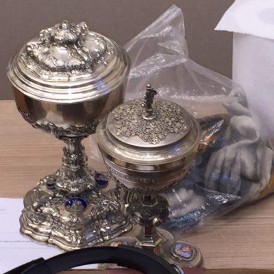 Egyházi ezüstnemű