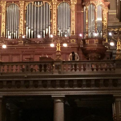 Jótékonysági orgonakoncert a Bazilikában