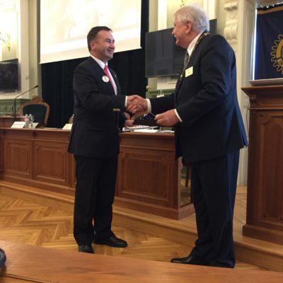 Létrejött a Lions Club és a Rotary stratégiai megállapodása