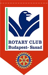 Rotary Club Budapest-Sasad logó