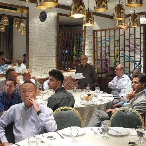 Rotary Club of Singapore 53-3. hírlevele