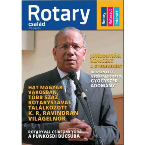 Rotary Család magazin