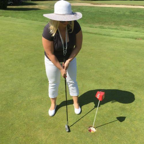 rotary jótékonysági golfverseny