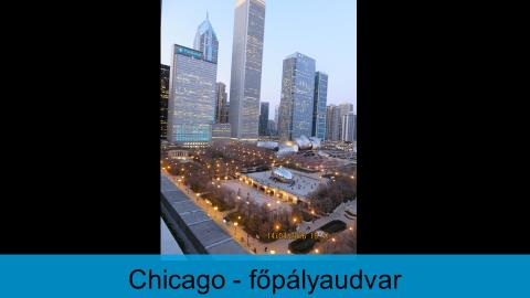 A Chicago-i főpályaudvar