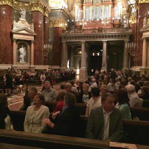 Közel 500 fős hallgatóság a jótékonysági koncerten