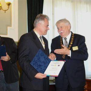 Idén csak mi kaptunk Világelnöki Elismerést a magyar klubok közül
