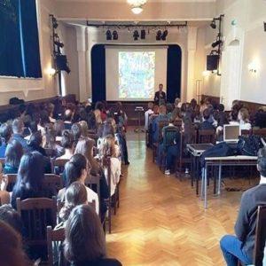KórházSuli Konferencia, 200 résztvevővel az Eötvös József Gimnáziumban