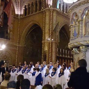 Karácsonyi koncert a Mátyás templomban