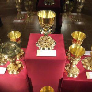 A Szent Bertalan templom kincstára