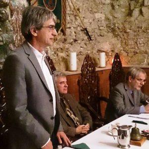 A friss Széchenyi díjas Pósfai professzor a mágneses élőlényekről