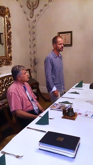 Prievara Tibor, a KórházSuli Atyja