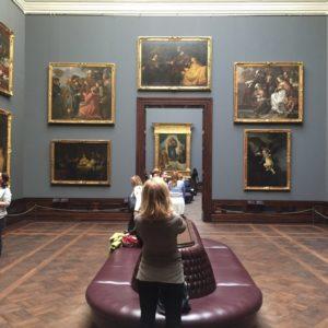Azért van itt Rubens, Rembrandt is bőven.