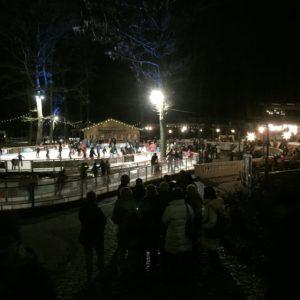 Drezdai jégpálya.