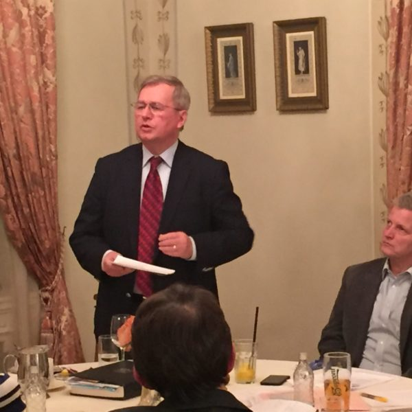 Dr. Peisch Sándor a magyar-német kapcsolatokról