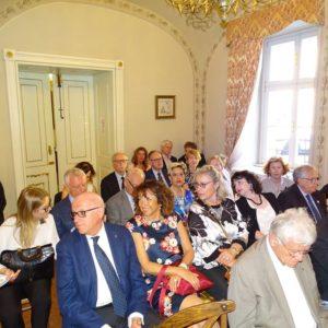 Megérkezett az olasz küldöttség a RC Reggio Emilia-tól