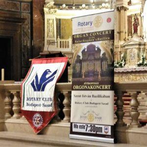 Szószékfoglaló a Bazilikában