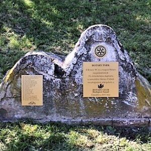 1995-ös Emlékkövünk újraélesztése