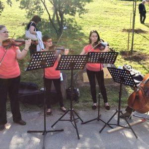 A Dohnányi zenekar szólistái