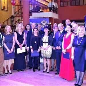 Az 50. Rotary Club Magyarországon!