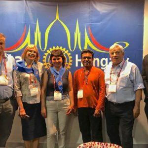 Atlantai Rotary Convention