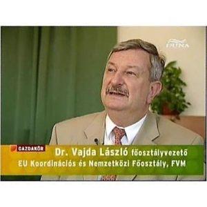 Dr. Vajda László a Nyugat-Balkán EU csatlakozási folyamatáról