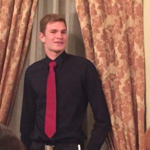 Magyar Balázs GRSP ösztöndíjas beszámolója.50 Rotary ülésen vett részt az USA-ban