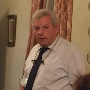 Kercsmár András a Rotary Alkotmányozó Tanács működéséről