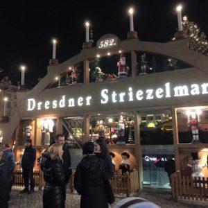 Látogatás a közel 600 éves Drezdai Adventi Vásáron