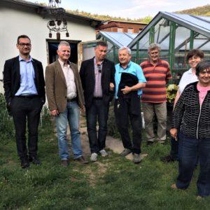 Látogatás a CIVITAN kertészetnél