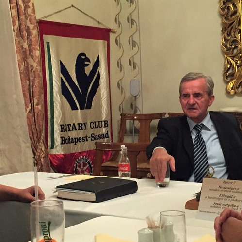 Dr. Fazekas Szabolcs - az Európai Unió kihívásai
