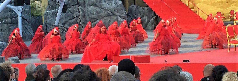 Opera a kőfejtőben