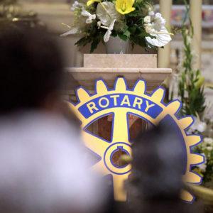 Rotary a Bazilikában